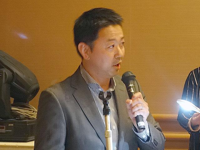 加藤幹事長